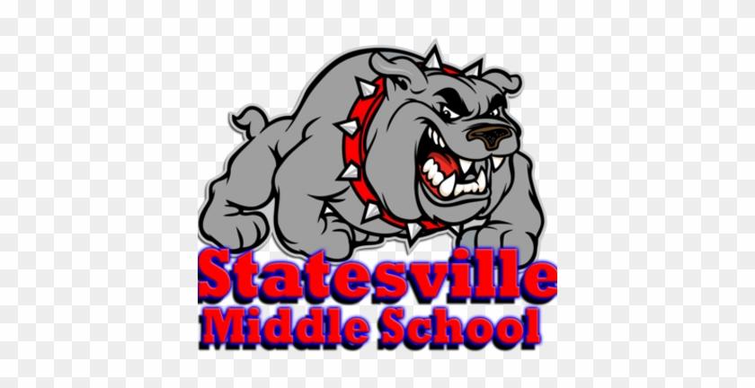 Statesville Middle - British Bulldog Union Jack #711419
