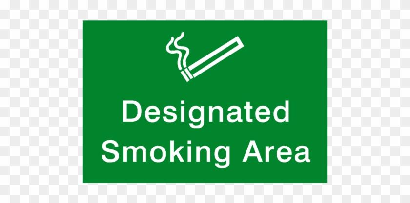 Designated Smoking Area Landscape Sign Designated Smoking Area Sign Free Transparent Png Clipart Images Download,Nursing School T Shirt Designs