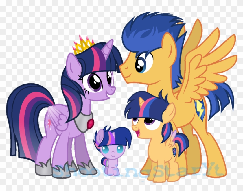 Shootingstaryt, Baby, Baby Pony, Base Used, Crown, - Twilight And Flash  Having A Baby - Free Transparent PNG Clipart Images Download