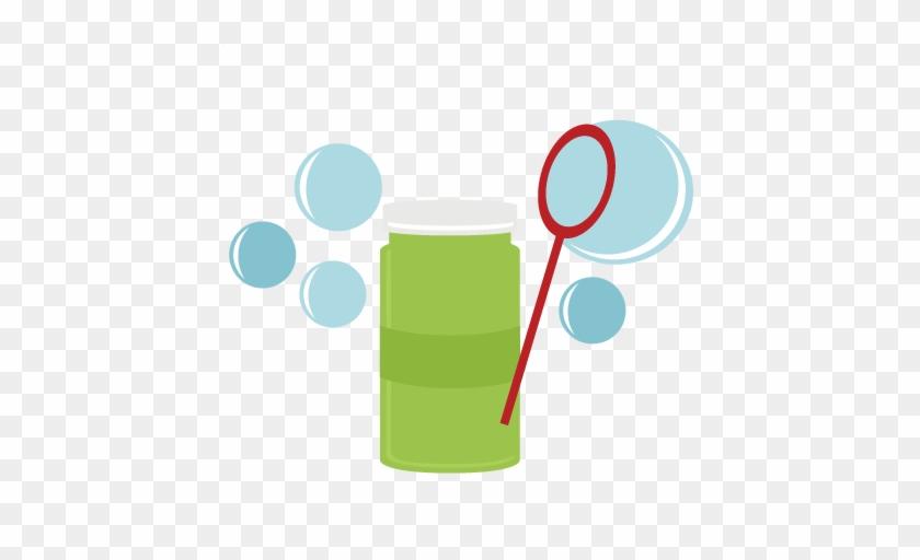 Bubbling Flask Clip Art Download - Bubble Container Clipart #711945
