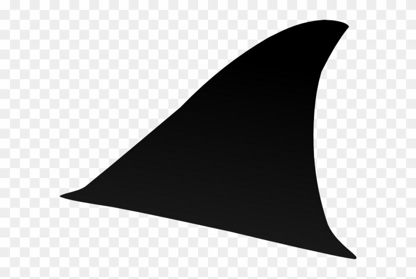 Fin Clipart - Shark Fin Png #713335
