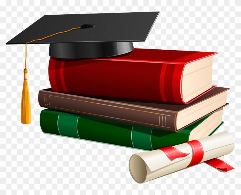 Graduation Ceremony Square Academic Cap Bachelors Degree - Graduation Cap And Diploma #713758