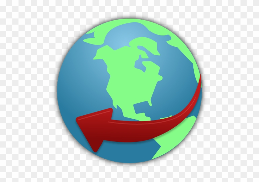 Global Service Icon - Globe Icon - Free Transparent PNG