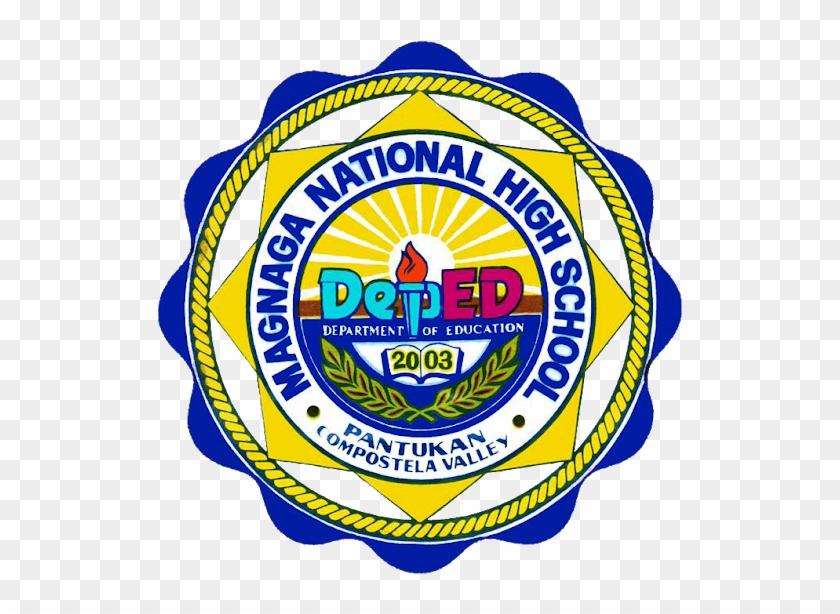 Presidential Seal - Pantukan National High School Logo #714316