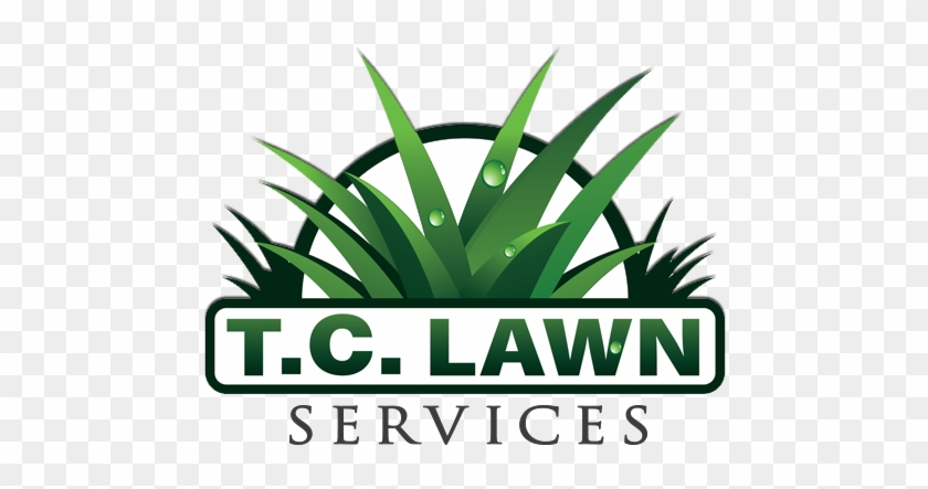 Straight Edge Lawn Care Logo - Clip Art Lawn Care Logo, HD Png Download ,  Transparent Png Image - PNGitem