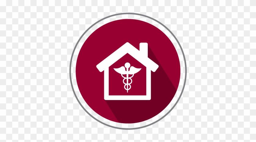 Home Health Care Program - Home Health Care Icon #716009