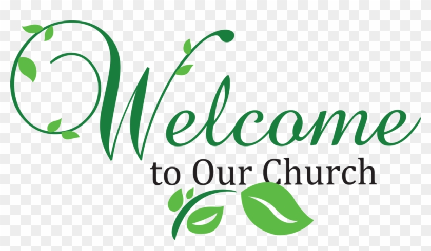 Missionary Ministry Free Clip Art Download - Welcome To Our Church #716359
