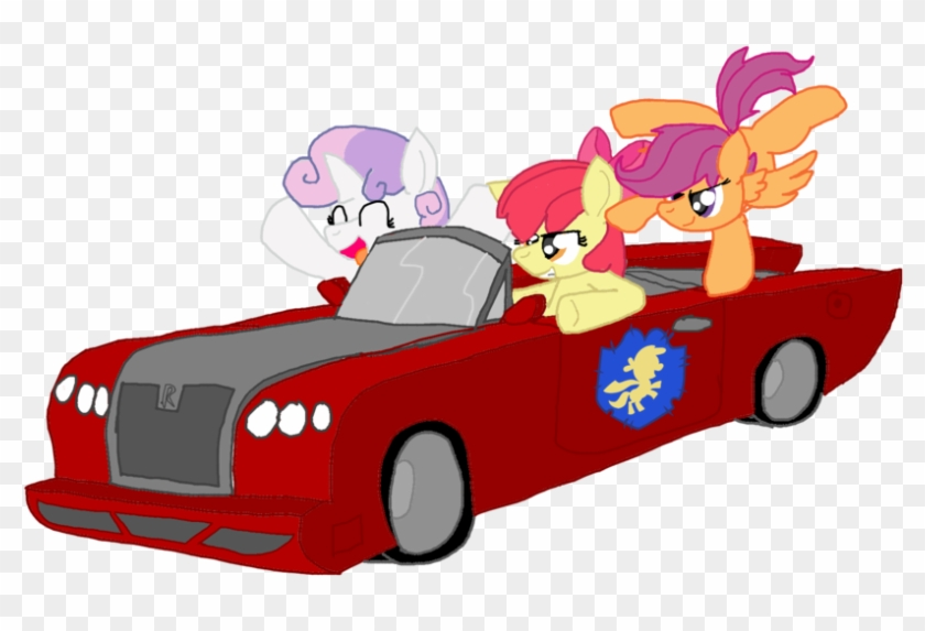 Apple Bloom, Artist - Need For Speed: Most Wanted #717601