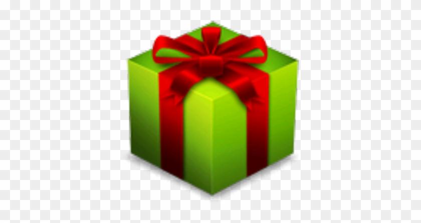 Gift Box Icon #717810