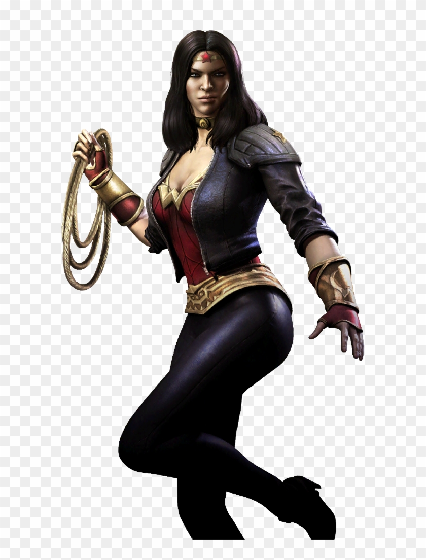 33, May 2, 2018 - Injustice Gods Among Us Wonder Woman 600 #718781