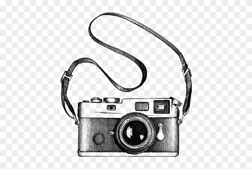 Camera Vintage Vector Png : Drawing camera photography clip art camera drawing free