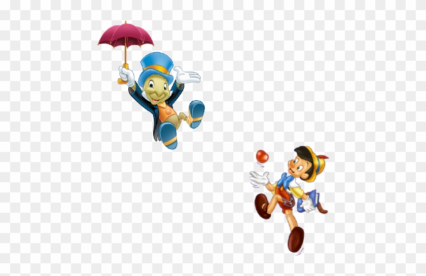 Pinocchio Clip Art - New Cute Cartoon Characters #718977