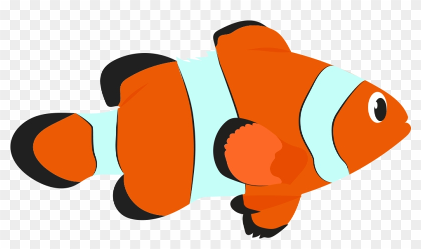 This Is A Buncee Sticker - Beautiful Fish Clipart #719928