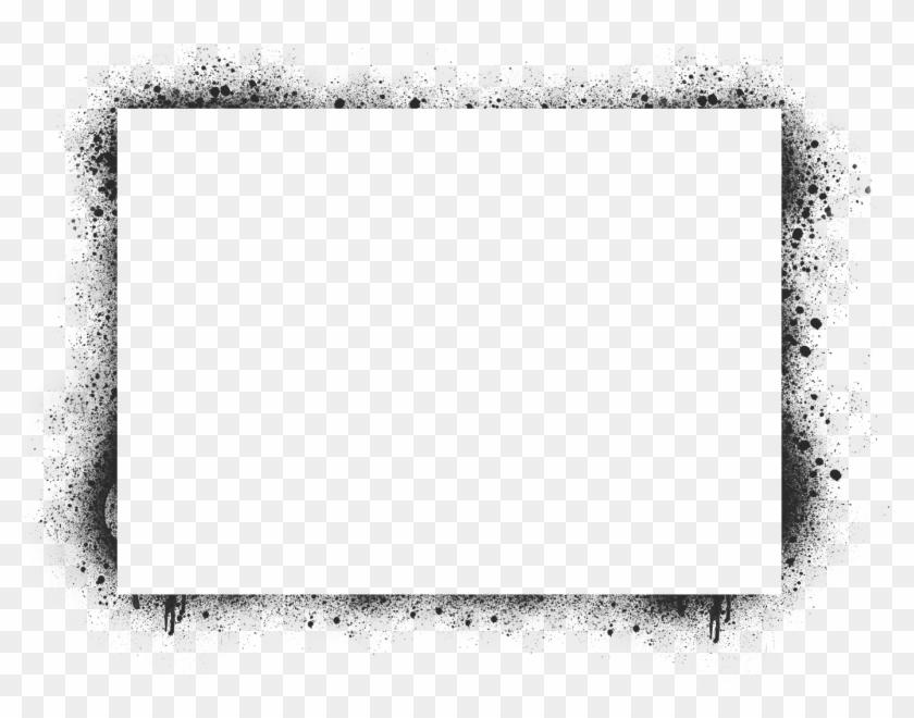 Grunge Photo Frame Png - Grunge Border Transparent Png - Free ...