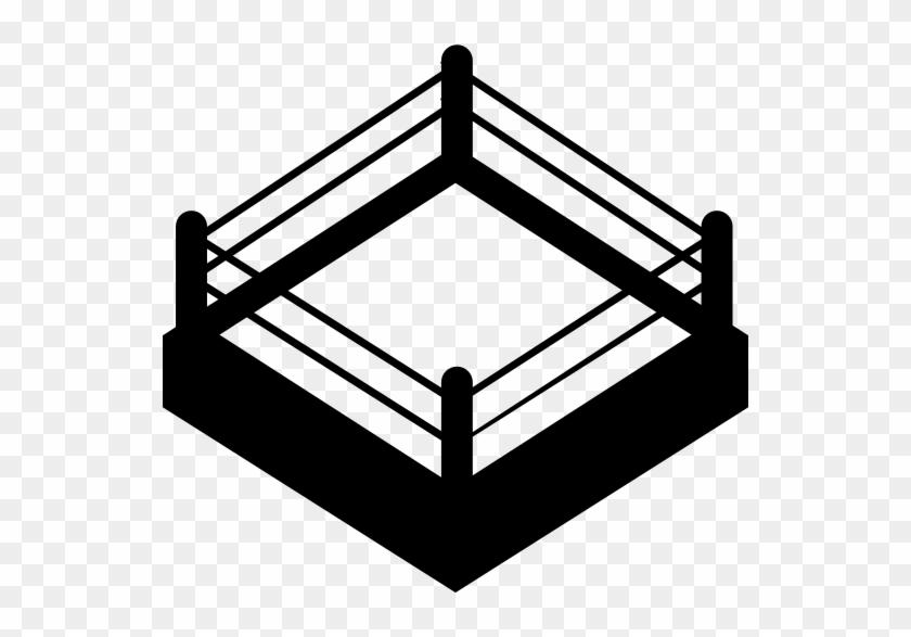 240 × 240 Pixels - Wrestling Ring Transparent #721877