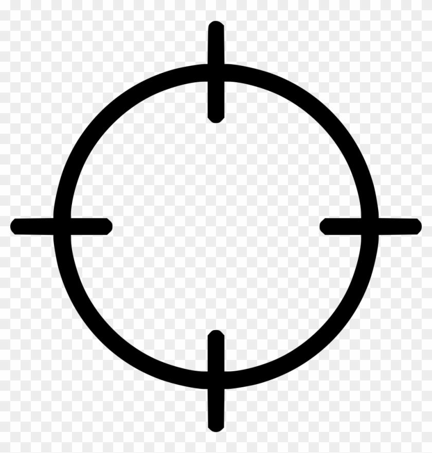 Png File Svg Sniper Target Logo Free Transparent Png