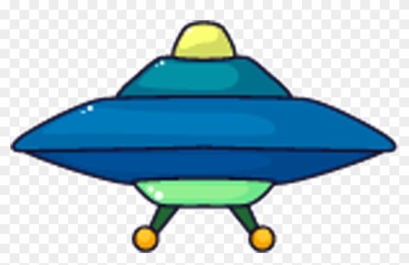 alien spacecraft clipart - 600×448