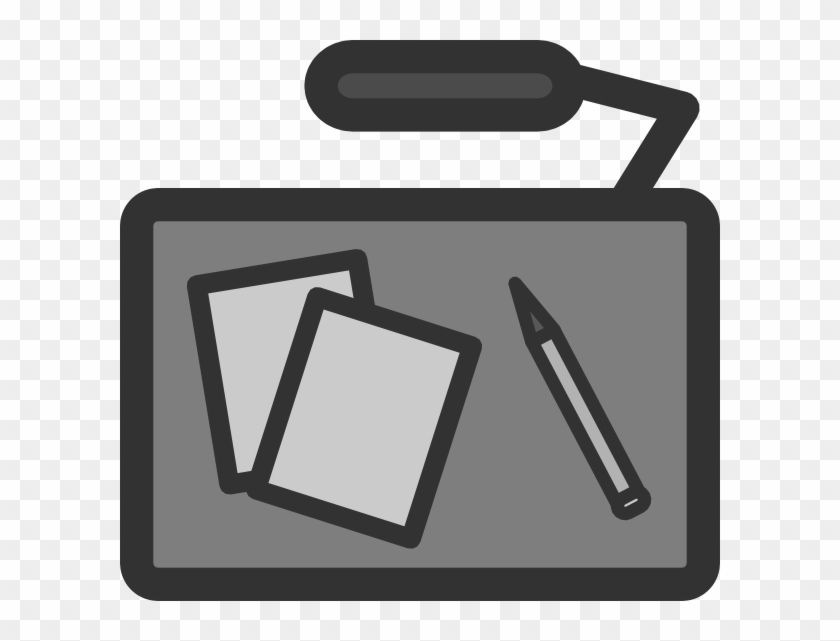 Workdesk Icon #129861
