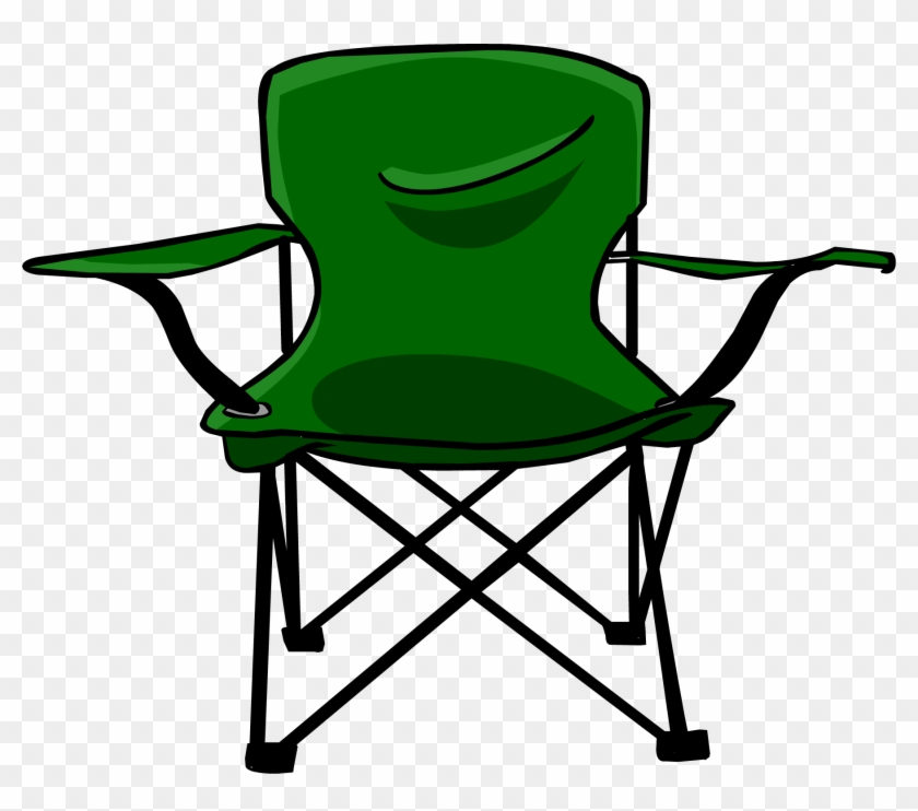 Chair Clipart Actor - Folding Chair Clip Art #129876