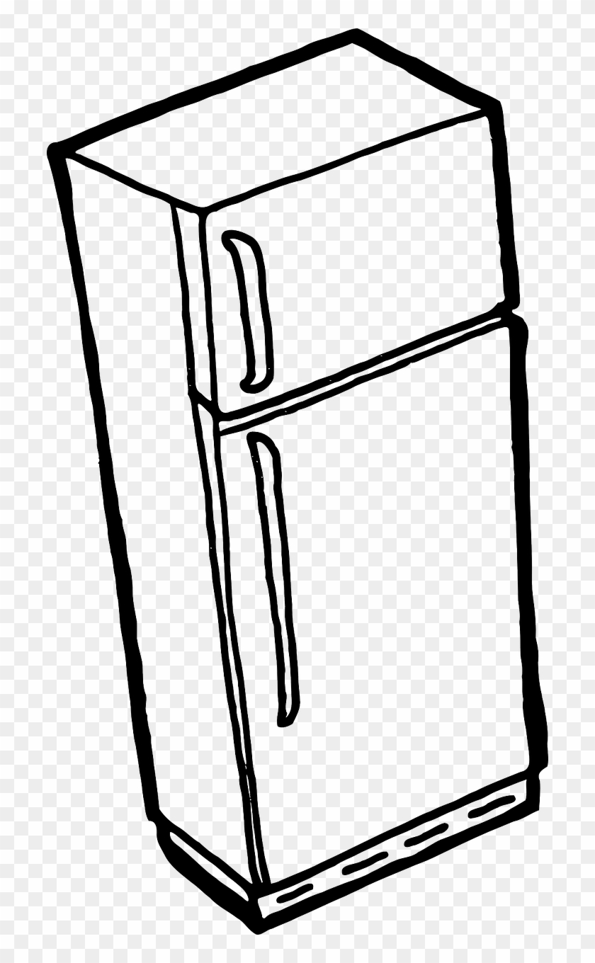 Freezer Not Working Clip Art - Do After She Says No #129936