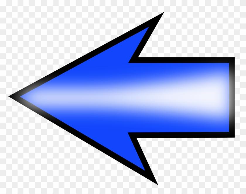 Clip Art Arrow In Circle - Left Arrow Transparent Background #129950