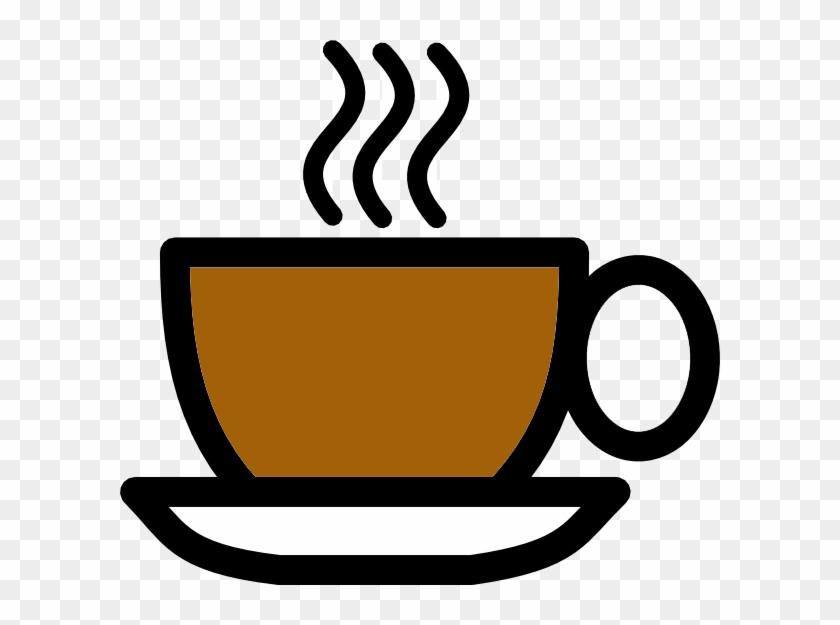 Coffee Cup Clip Art At Clker Com Vector Clip Art Online - Cartoon Cup Of Coffee #130219