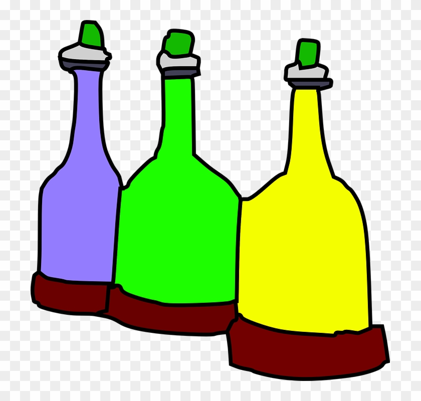 Re-usable Cups & Bottles Clipart (#3570336) - PinClipart