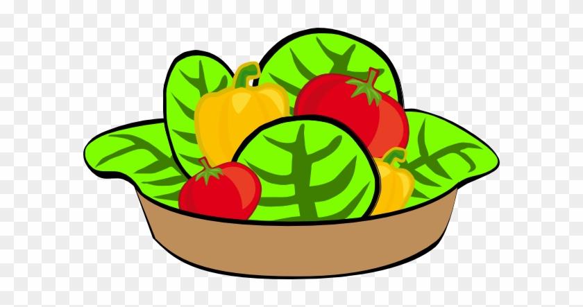 Salad Bar Clipart - Salad Clipart Transparent Background #130323