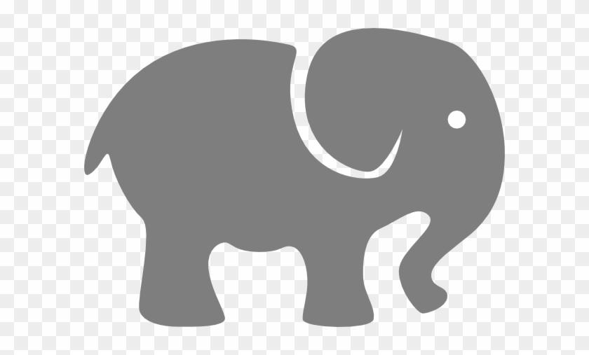 Pink Elephant Hi 600 427 Pixels - Free Elephant Clipart #130383