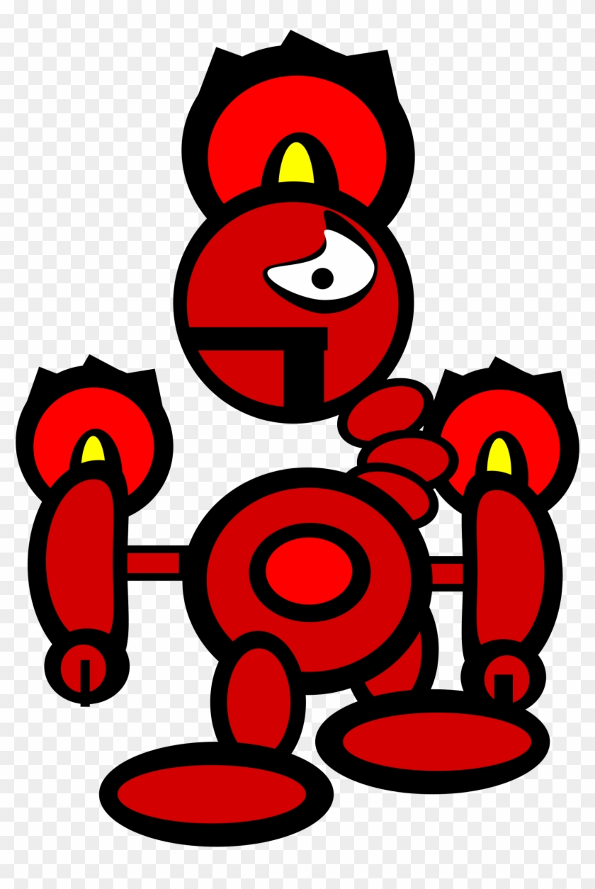 Fire Monochrome Clipart, Vector Clip Art Online, Royalty - Clip Art #130394