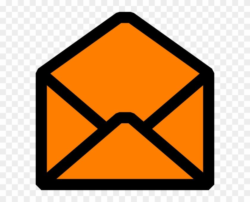 Envelope Clip Art At Clker - Envelope Clip Art #130446