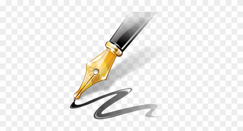 Creating And Using An Email Signature - Png Pen #130500