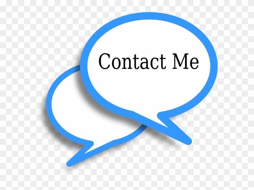 Contact Me No Data Clip Art - Contact Me Clipart #130520