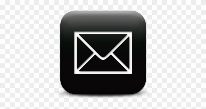 Mail Button Image - Email Icon #130568