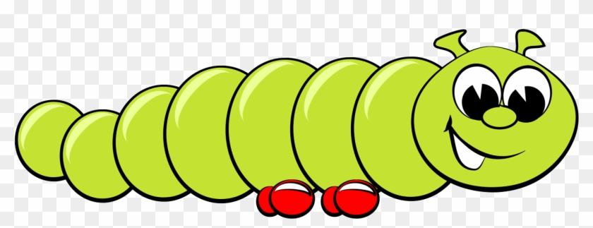 Caterpillar Clip Art Cartoon Caterpillar Png Free Transparent