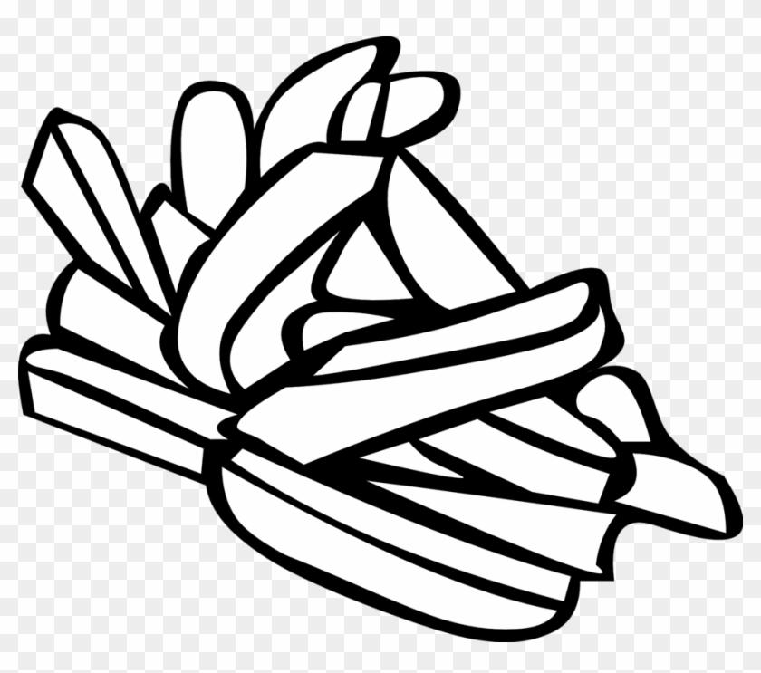 Public Domain Clip Art Image - French Fries Clip Art #131210