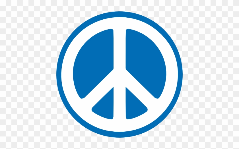 Free Peace Sign Clipart - Campaign For Nuclear Disarmament #131259