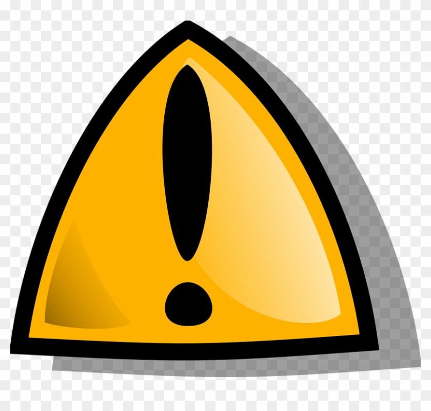 Warning Signs - Warning Clip Art #131294