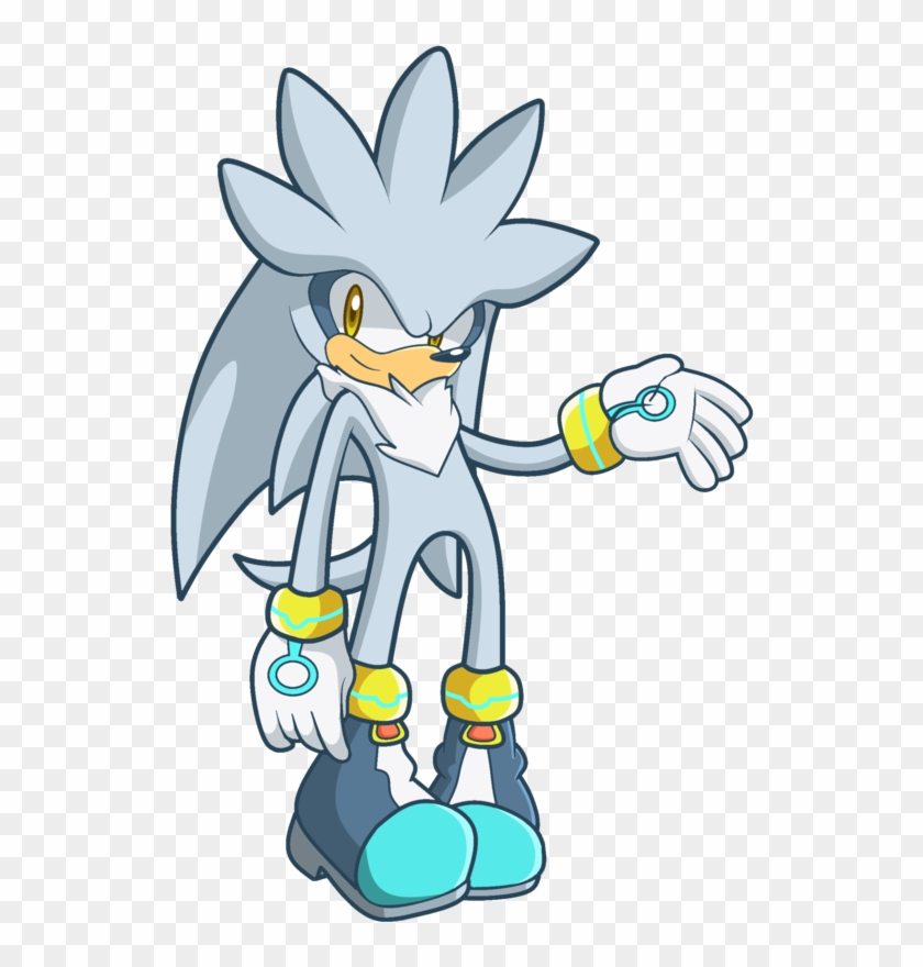 Silver The Hedgehog By Siient-angei - Silver The Hedgehog #131424