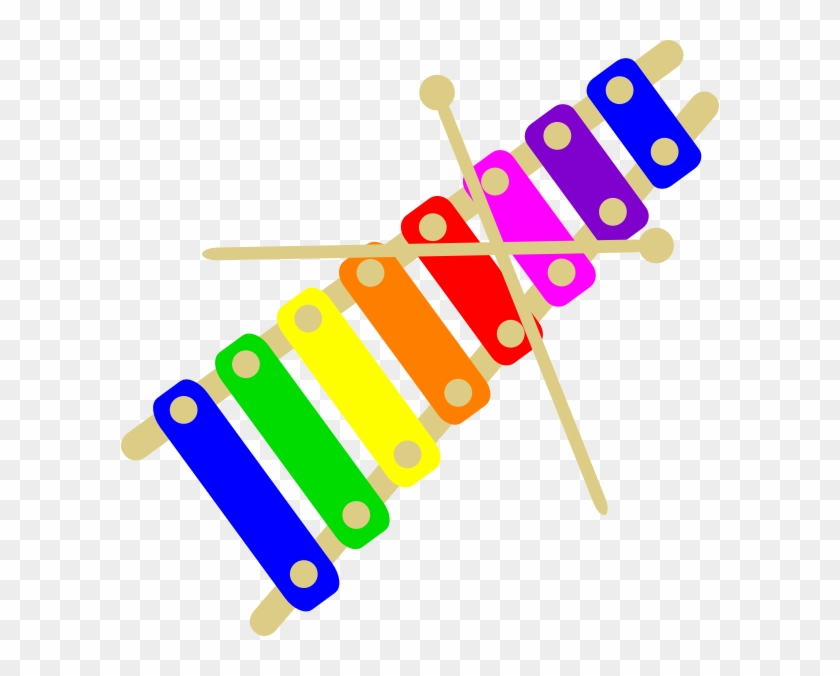 Xylophone Pictures - Xylophone Clipart Png #131572