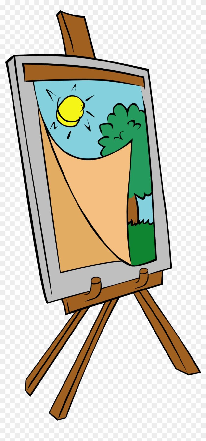 Painting Clipart Transparent - Painting Clipart Transparent Background #131722