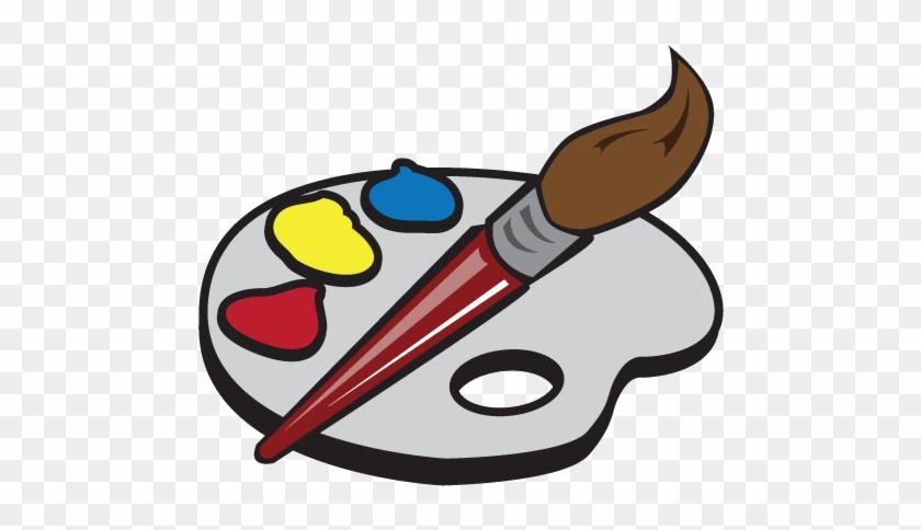 Artist Supplies - Art Supplies Clipart Transparent #131730