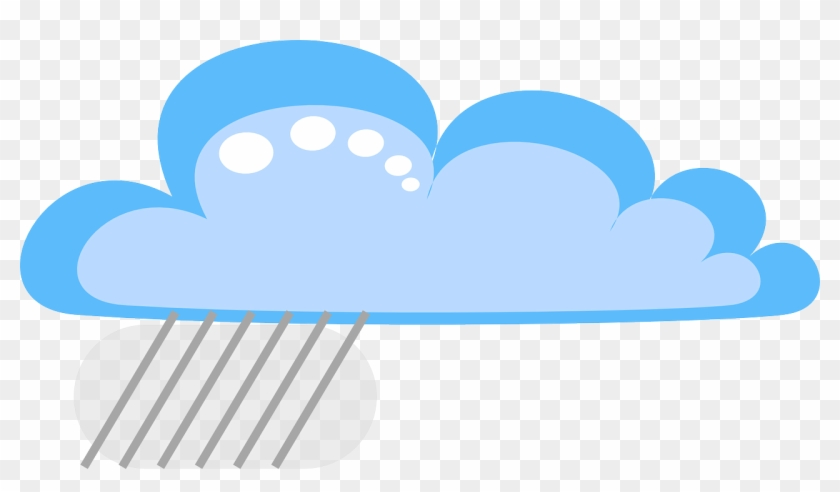 Drakoon Rain Cloud 3 Clipart By Jogdragoon Artist Cliparts - Cloud #131764