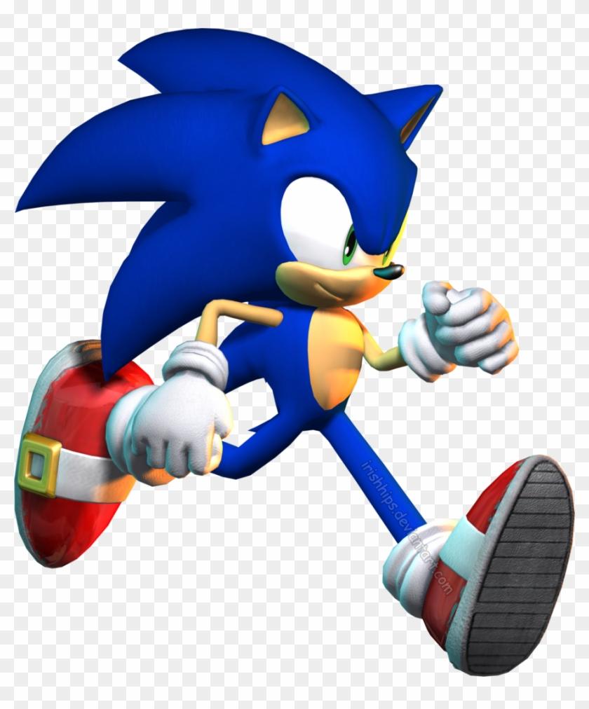 Sonic Clip Art - Hd Sonic The Hedgehog #131823