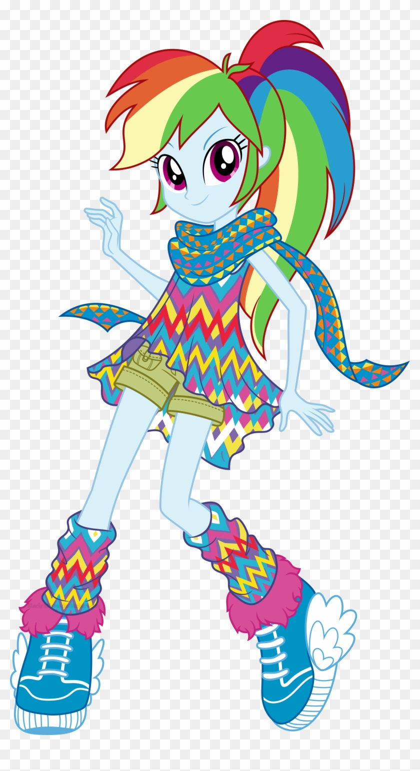 Absurd Res, Alternate Hairstyle, Artist - Legend Of Everfree Rainbow Dash #131894