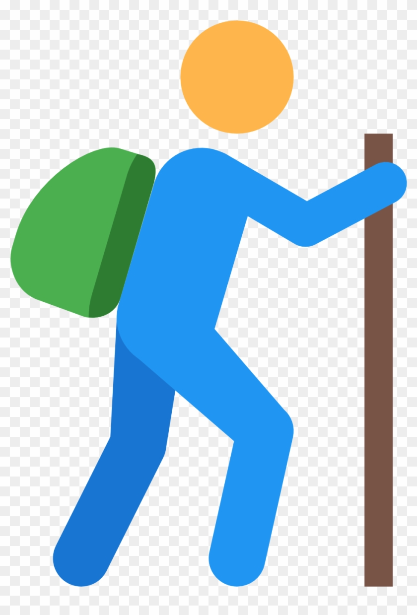 Trekking Icon - Trekking Png #131917
