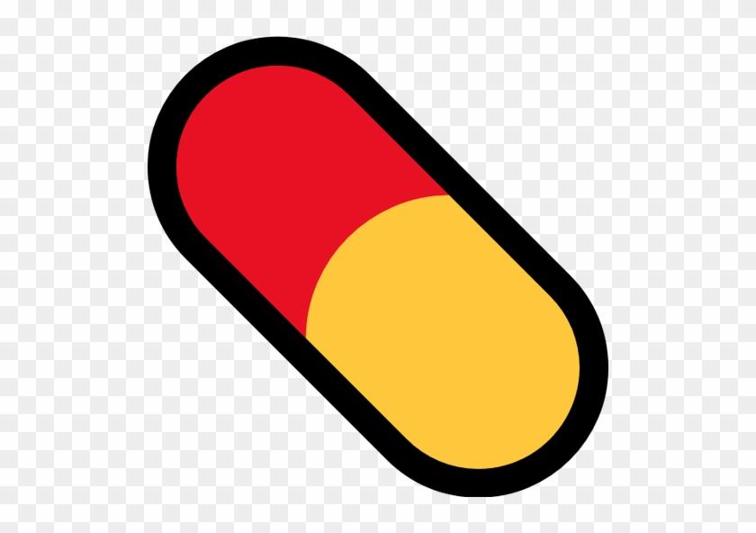N/a - Pill Emoji #131922