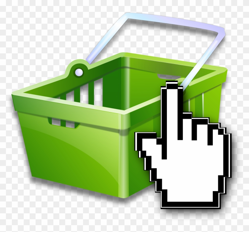 Big Image - Online Shopping Clipart #131991