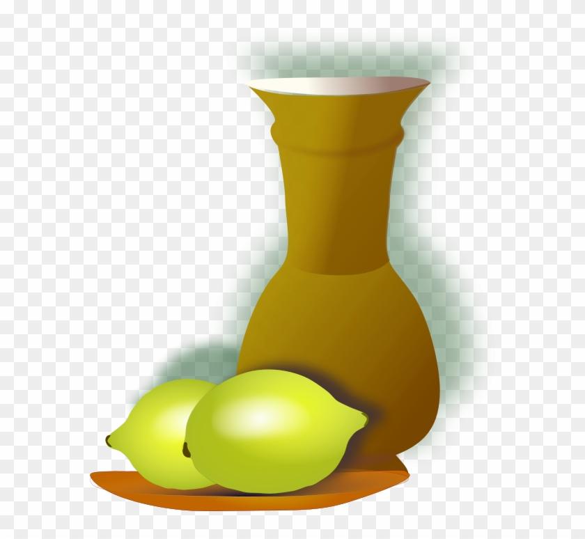 Free Still Life With Lemons Free Pot Free Pitcher - Pitcher #132016
