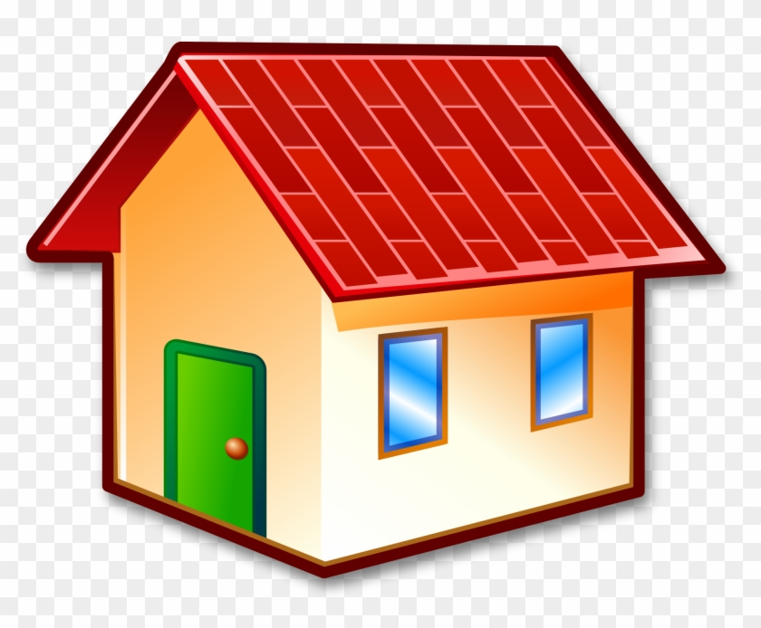 House Hd Clipart House Free Clipart - Home Png #132146